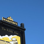 The Ribble Pilot pub sign