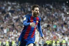 SOCCER : Real Madrid v FC Barcelone - liga - 23/04/2017