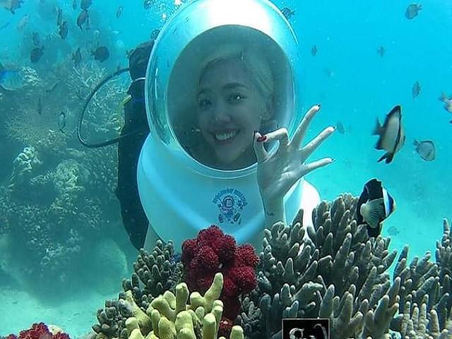 Tour 4 Đảo Đi Bộ Dưới Biển