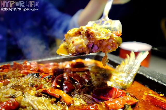 中式料理,中式牛排,公益路美食,北方麵食,台中,台中美食,台中餐廳,小吃類,水貨,炭火烤魚,烤魚,熱炒,牛肉麵,蒸餃 @強生與小吠的Hyper人蔘~