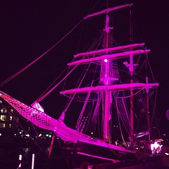 Going for a ride on a pirate ship! #Sydney