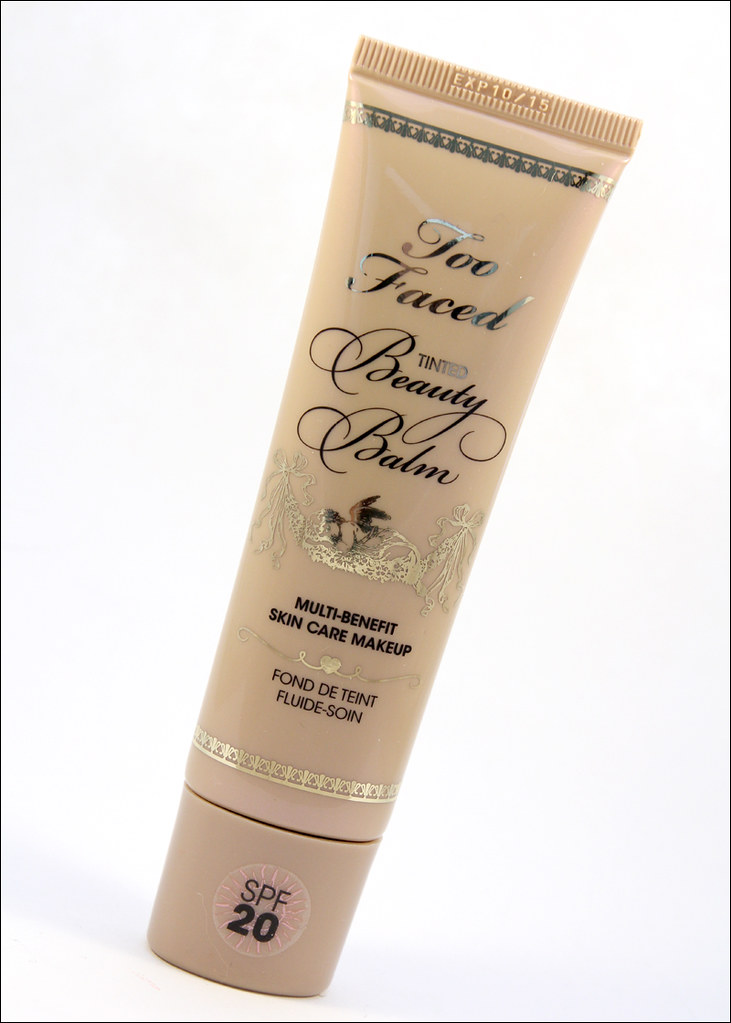 Too Faced Tinted Beauty Balm Multi-Benefit Skin Care Makeup
