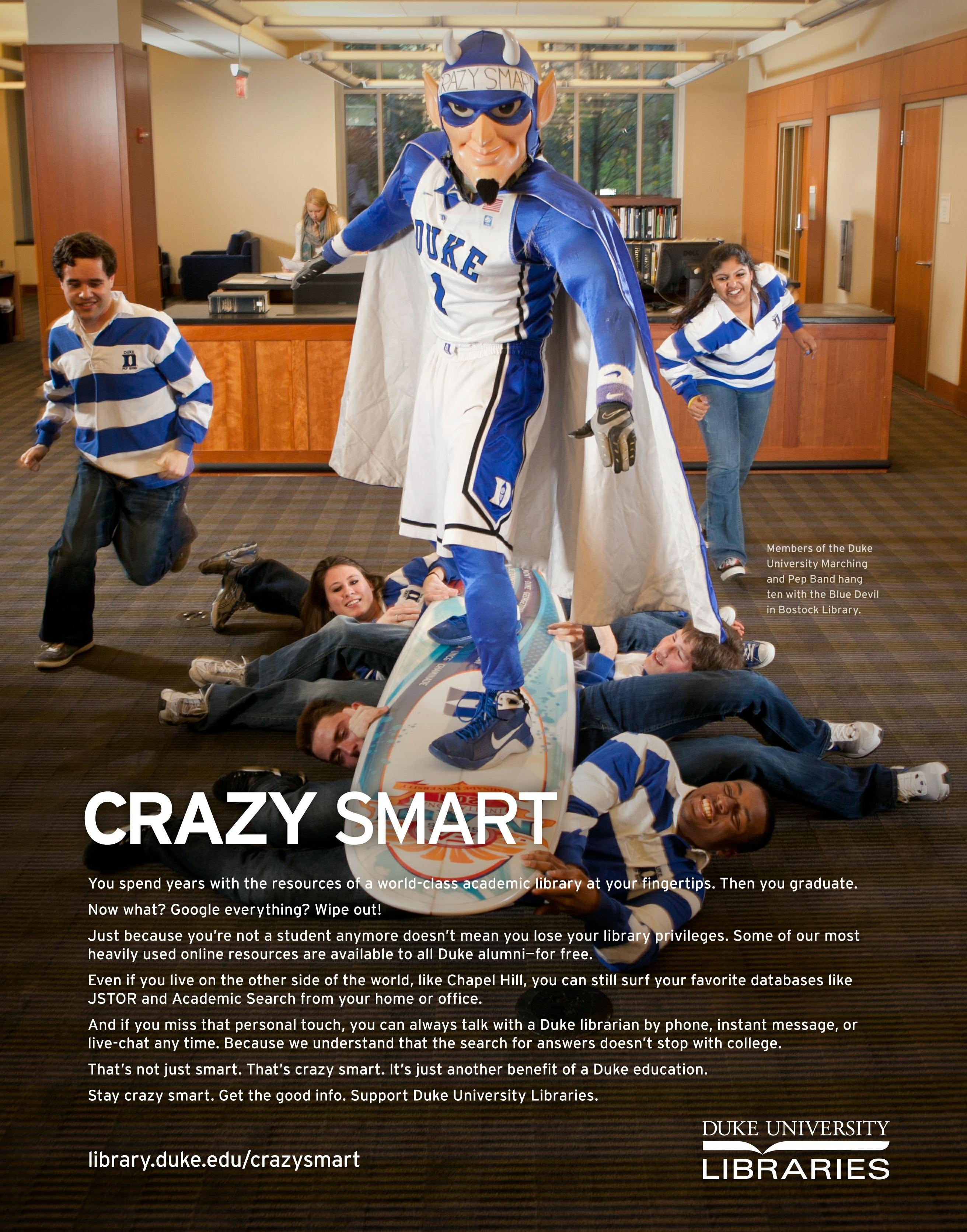 Crazy Smart Alumni Portal