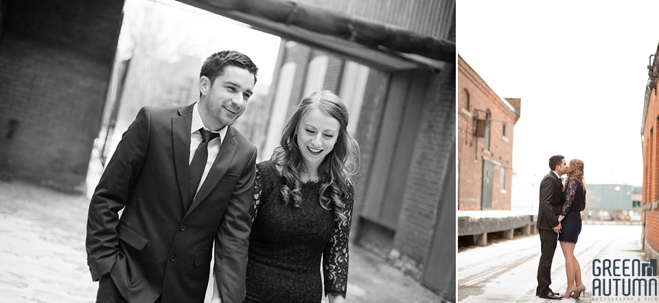 hamilton elopement wedding courtyard restaurant locke street_0003