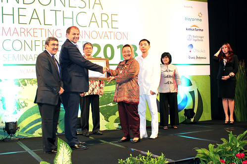 Indonesia Health Care Marketing & Innovation Conference 2013 - PT Boehringer Ingelheim Indonesia.