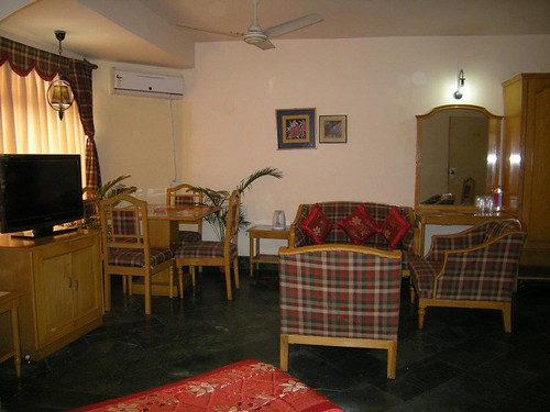 Rooms of Hotel Camellia Puri Odisha