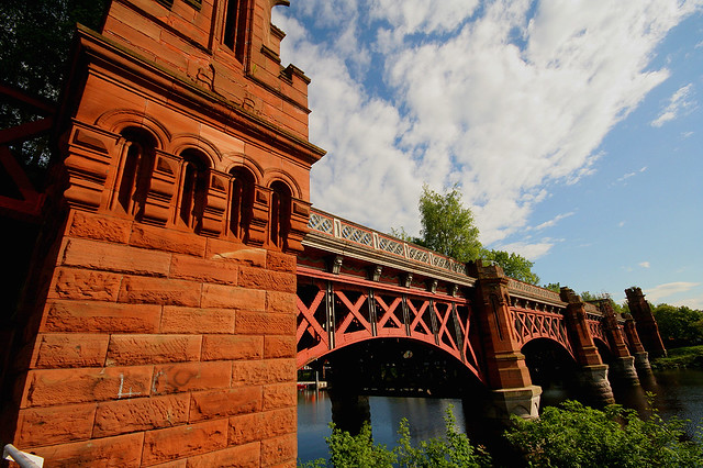 St Enoch Railway Bridge