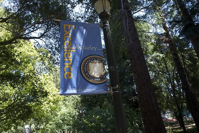 Thanks to Berkeley...