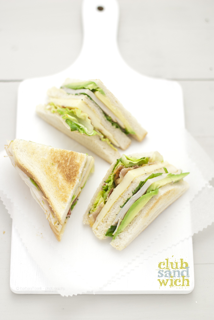 club sandwich cover