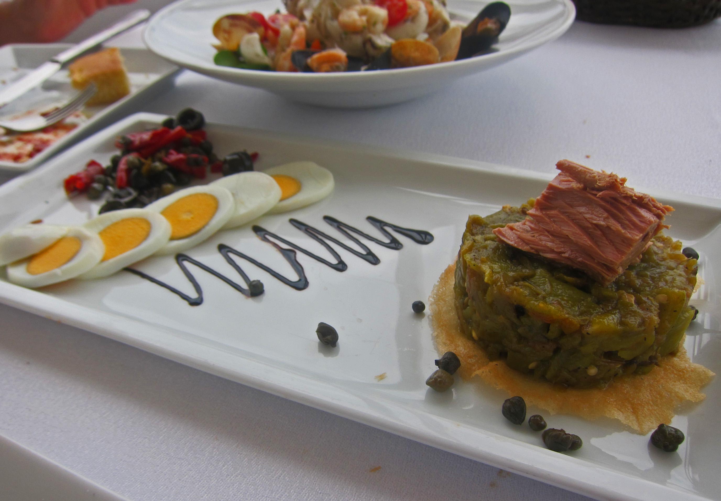 Restaurant Le Golfe Recommander Par Le Petit Fute