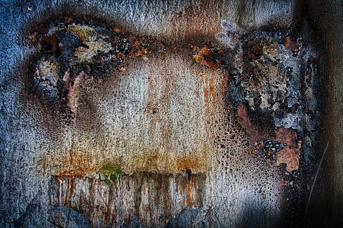 Evil wall by photographer Hans Wessberg