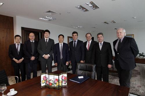 Empresa chinesa quer ampliar atuação no PR com novas unidades