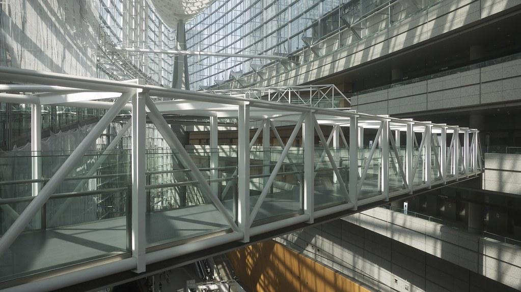 Tokyo International Forum Walkways