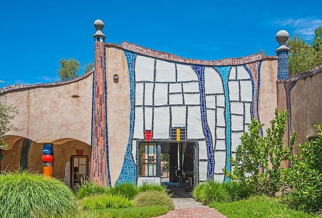 Quixote Winery - Napa, California