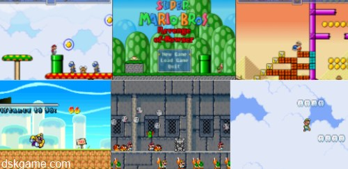 Super Mario Bros: Revenge of Bowser y New and Tasty