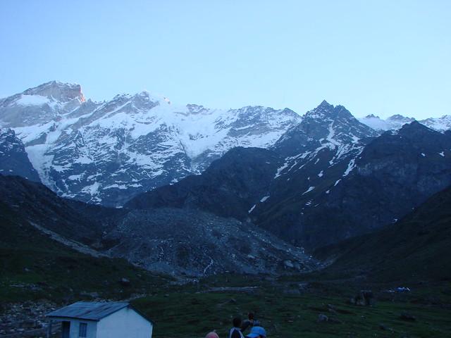 Kedarnath peak