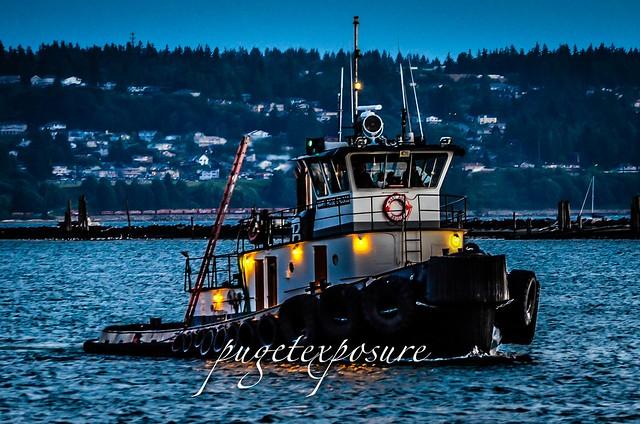 """Tug Boat """"Mary Rose Brusco"""""""