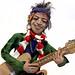 Keith Richards by Tatiana Franchi
