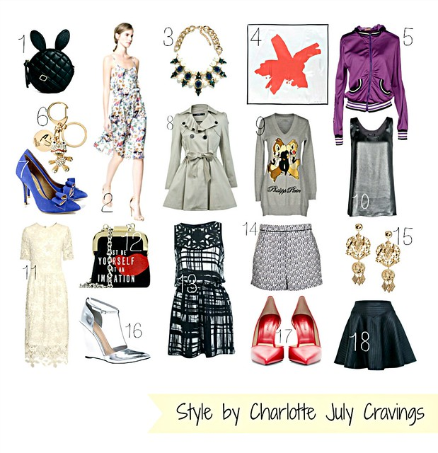 july wishlist I StylebyCharlotte.com