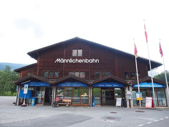 Mannlichenbahn at Grindelwald Grund