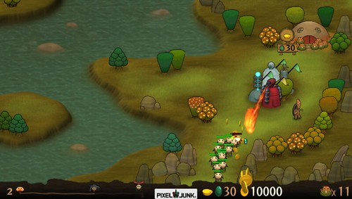 PixelJunk Monsters Ultimate HD for PS Vita