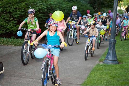 Cycle Oregon Weekend Bike Camp