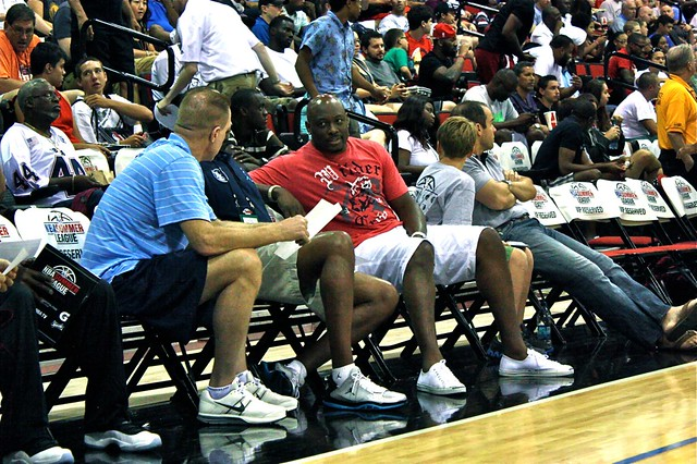 Mitch Richmond - 2013 NBA Summer League