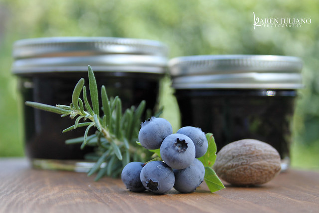 2653 savory blueberry jam