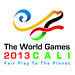 The World Games 2013 - logo