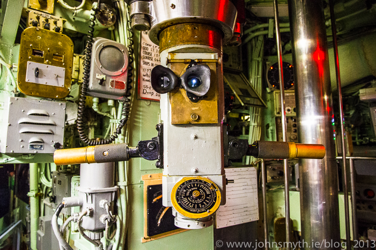 Submarine - USS Growler