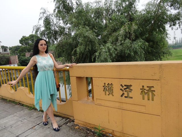 Shanghai Hengjing Bridge 上海横泾桥