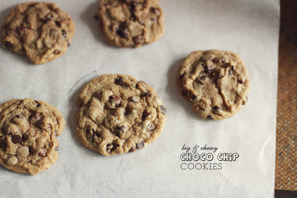 9452242500 fca174f64a b - Chocolate chip cookie memories + a VIDEO TUTORIAL for beginners!