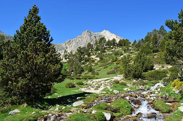 Ulldeter, Pyrenees, Spain