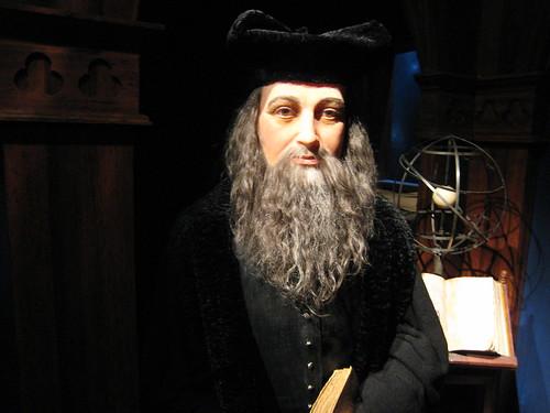 064 Paris - Musee Grevin - Nostradamus