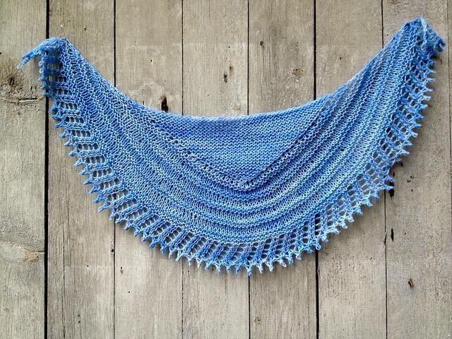 doll sized simmer dim shawl