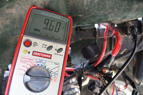 Troubleshooting Basics Starter Solenoid Scooter S Powersports