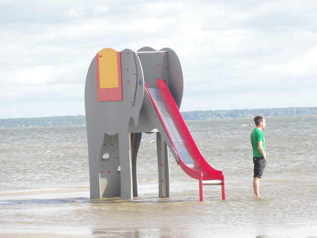 L'éléphant de Pärnu