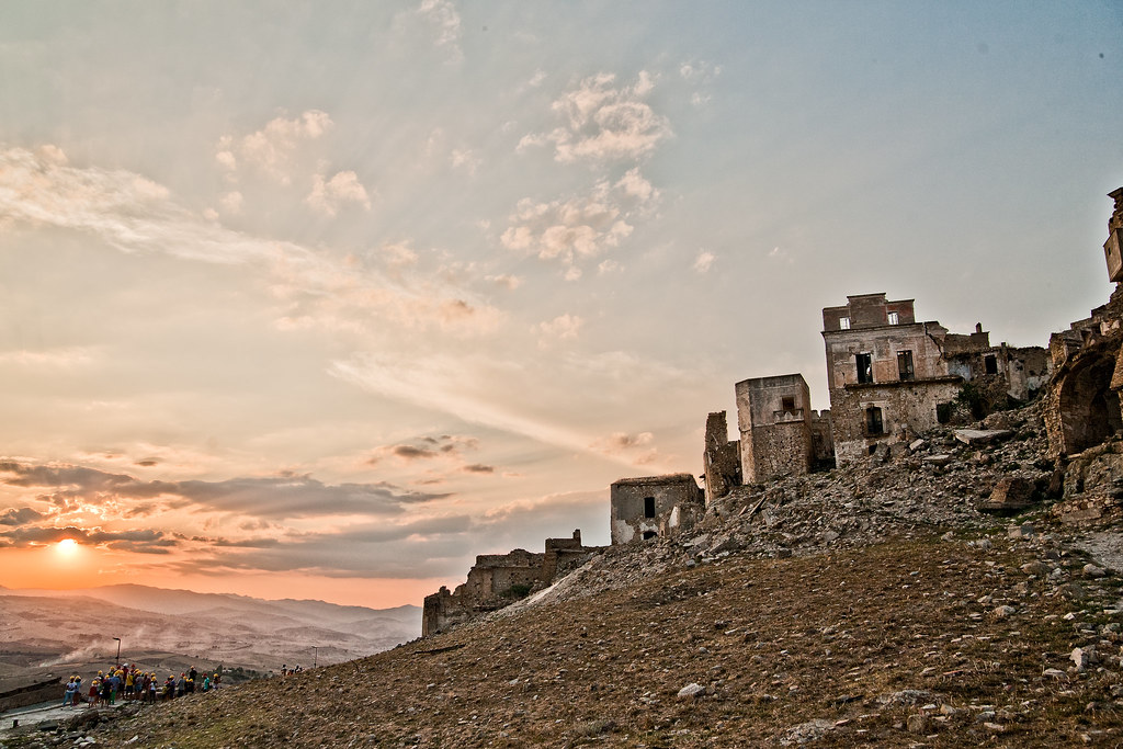 Craco - Flickr: Andrea.Tomassi