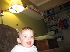 Nathan at 11 months