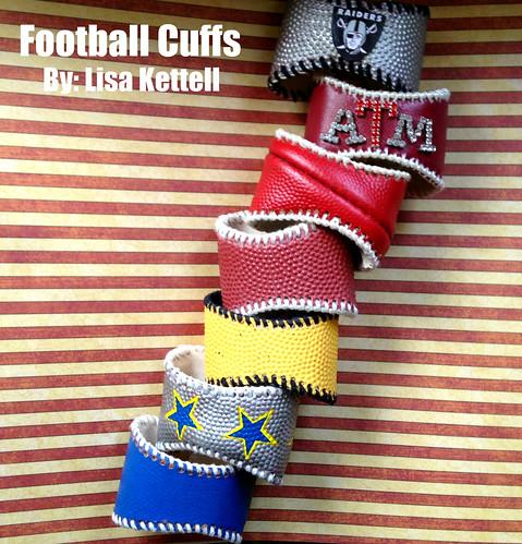 Football Cuffs
