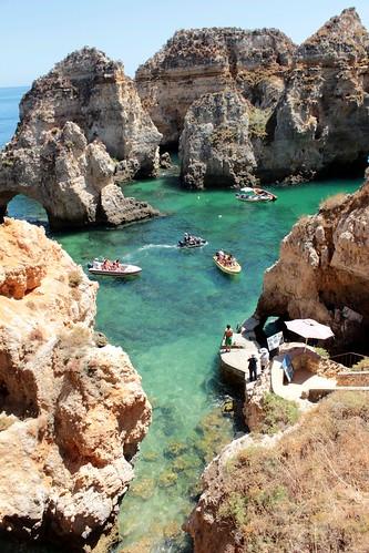 Trekking pelo Algarve