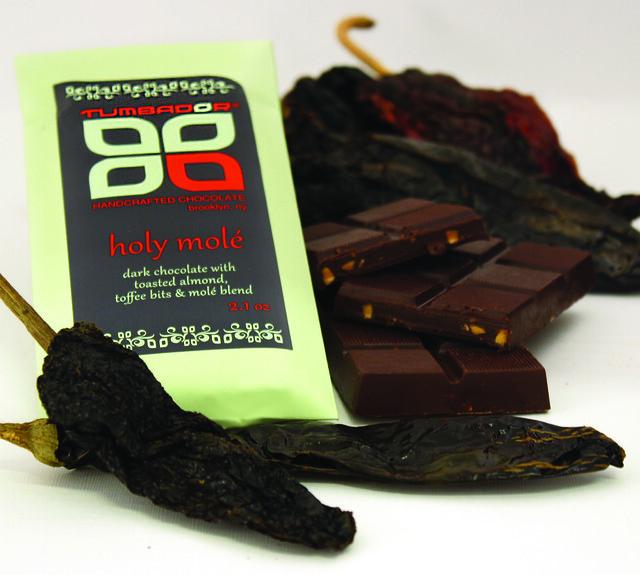 Tumbador Chocolate.