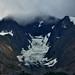 Small photo of On the Road, AK ( Worthington Glacier near Valdez)