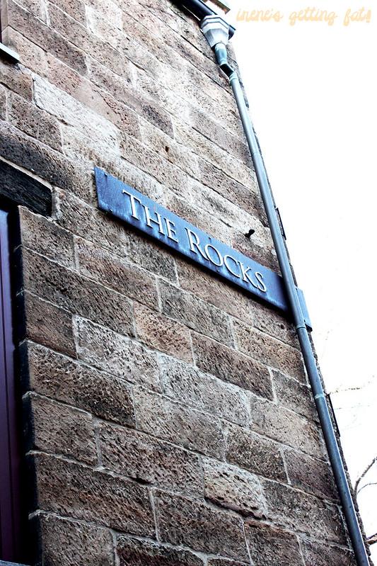 therocks-signage