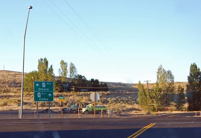 SR 261 @ SR 26 & SR 260 east terminus