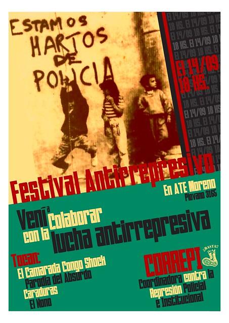 Festival en Moreno 14/9