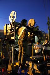 放映時不時要交換機器撥放。