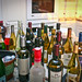 Wine bottles everywhere by FrogMiller