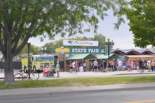 The Colorado State Fair