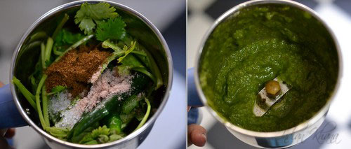 Phalahari-Hari-Chutney-navratri-fasting-recipe